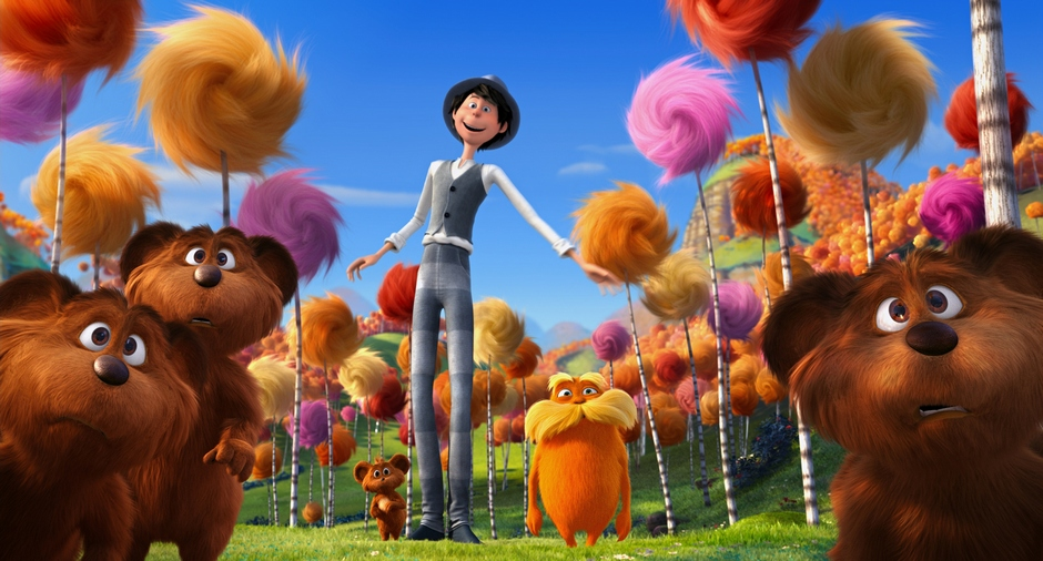 Dr Seuss The Lorax The Steel Frog Blog